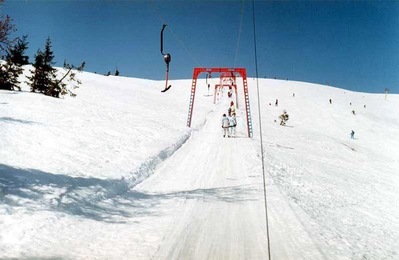гірськолижні курорти Ясині — Гірськолижний курорт Ясиня