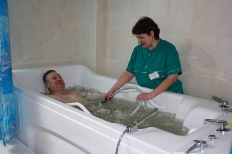 Лечение простатита в санатории на море как делать масаж от простатита