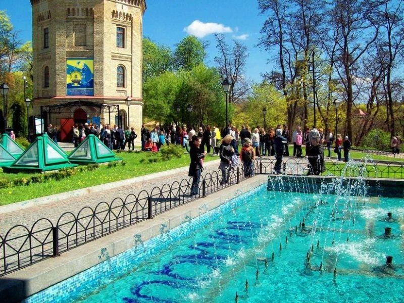 связи картинки музей воды киев разобраться, что это