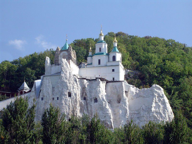 фото святогорский монастырь